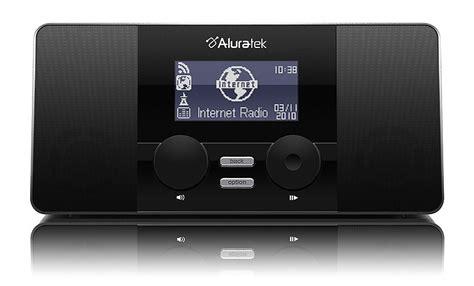 amazoncom aluratek airmmf wifi internet radio alarm