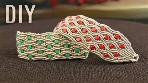 Kerang Zigzag Rajut 1821 best diy macram 233 images on bracelets diy