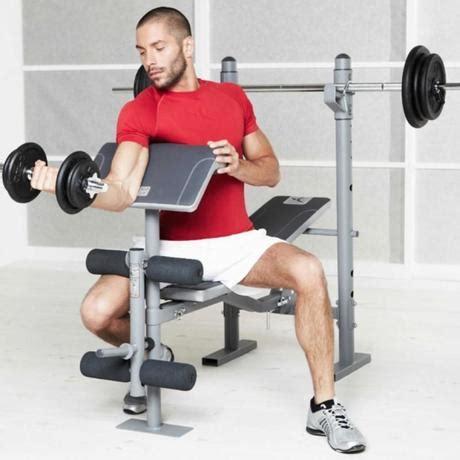 Banc De Musculation 210 Domyos by Banc De Musculation Bm210 Domyos By Decathlon
