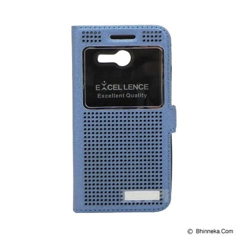Casing Hp Asus Zenfone 4 jual excellence leather flip firefly for asus zenfone 4 alcaszf4ffve blue murah