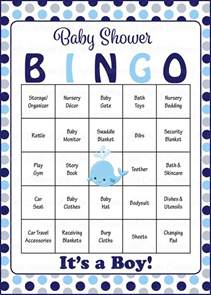best 20 baby shower bingo ideas on pinterest