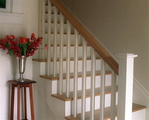 White Banister by 17 Best Images About Staircase Refinishing On