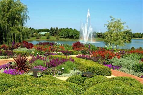 Chicago Botanic Gardens 10 Things To Do In Chicago For 10