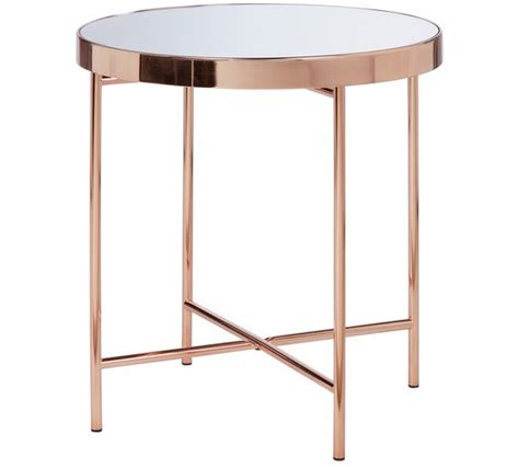 round side table living room