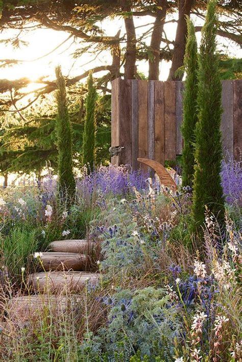 garden design mediterranean garden plants rhs gardening