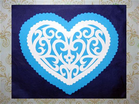 Make Money Editing Papers Online - paper cutting project heart card paper crafts