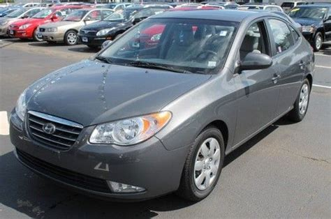 sell used 2008 hyundai elantra 4dr sdn gls at in valley stream new york united states for us