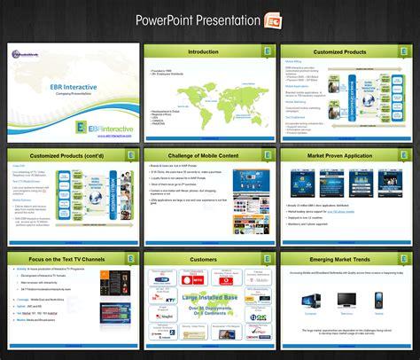 design company profile presentation company profile presentation by 3cloudz on deviantart
