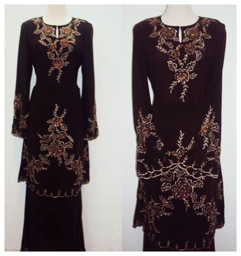 gambar baju kurung moden dindakanda boutique february 2013