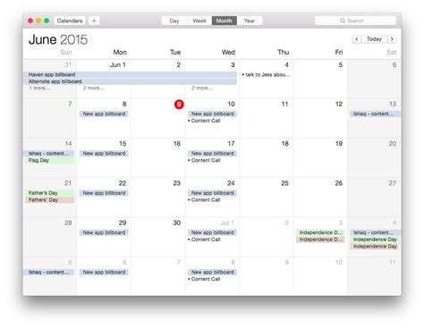 Calendar Apple Apple Calendar For Mac Free Macupdate