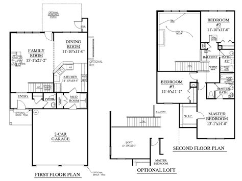 one room deep house plans house plan 1600 walterboro floor plan 1600 square feet