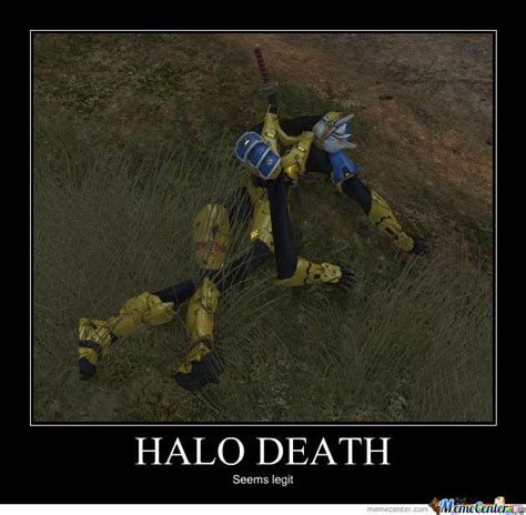 Funny Halo Memes - halo death seems legit by recyclebin meme center
