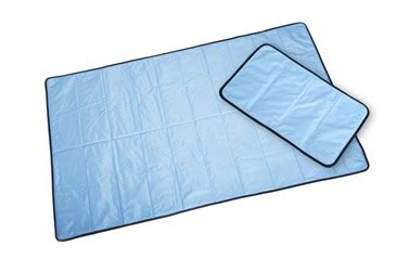 Pillow Cooling Pad by Pcm The Personal Cooling Centre