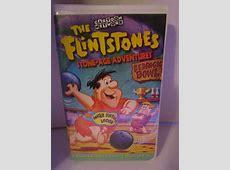 Cartoon Network The Flintstones Stone-Age Adventures (VHS ... Madagascar 2005 Vhs