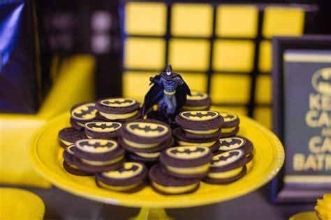 Kara's Party Ideas Batman Birthday Party