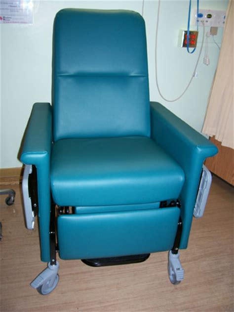 Chairs For Patients by Auxiliary Donation Brings Comfort To Hospital Patients