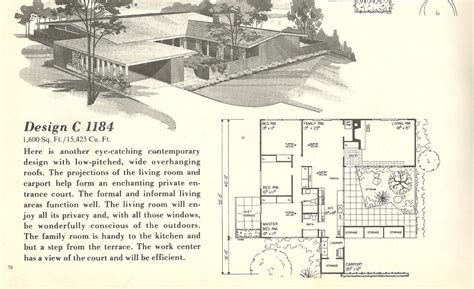 mid century modern house plans online stunning mid century modern house plans online pictures best idea home design
