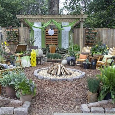Garden Ideas Cheap 25 Best Cheap Landscaping Ideas On Pinterest Easy