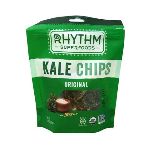 Rhythm Original rhythm superfoods original kale chips from food