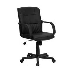 flash furniture chair shop flash furniture black casual manager chair at lowes