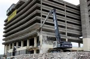 House Plans Online how get carter s famous multi storey car park met its