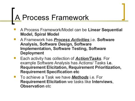 design framework in software engineering lecture 2 introduction to software engineering 1