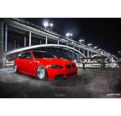 Stance BMW 320d Touring E91 Front