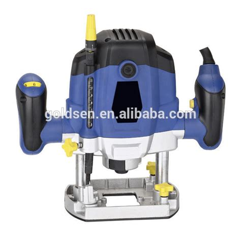 6mm 8mm 1050w Portable Electric Plunge Router Small Power