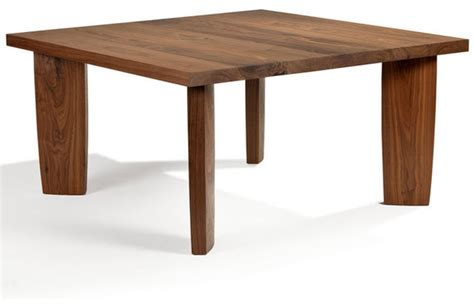 Square Contemporary Dining Table Robusta Dining Table Square Modern Dining Tables Vancouver By Kozai Modern