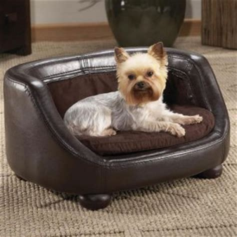 small dog r for couch faux leather dog sofa small