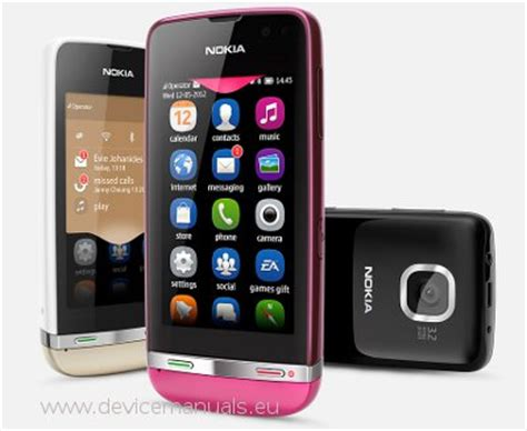 Hp Nokia Asha Tipe 311 nokia asha 311 user manual devicemanuals