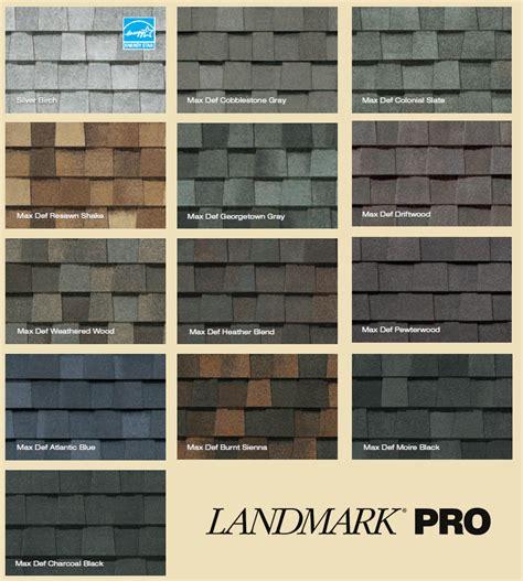 landmark certainteed shingles colors roof shingle types iko gaf certainteed