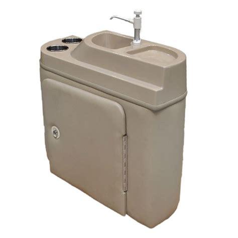 pontoon boat sink bennington beige 33 inch vinyl boat hand wash sink storage