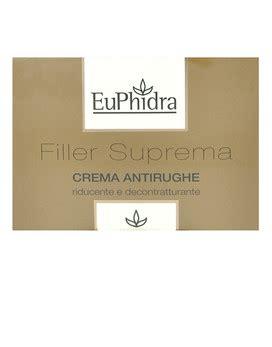 euphidra filler suprema crema antirughe filler suprema crema antirughe riducente e