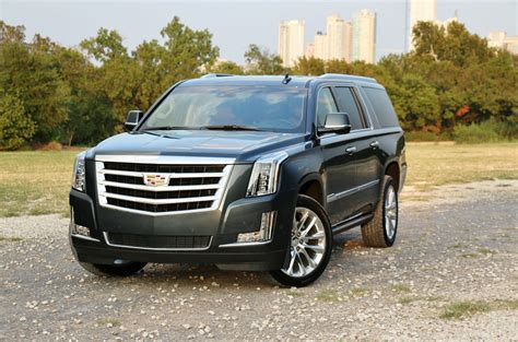 2019 Cadillac Escalade by 2019 Cadillac Escalade Esv Premium Luxury 4wd Test Drive