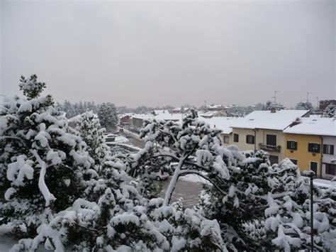 di credito cooperativo di barlassina il gelido e nevoso febbraio 2012