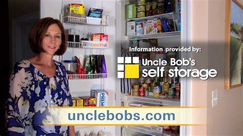 organize your pantry with bob s self storage the