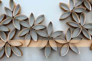 flower wall decor silver
