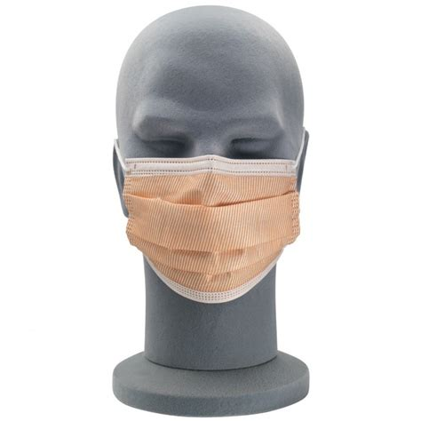 Masker Fogging fluidprotect procedure mask with anti fog band earloops