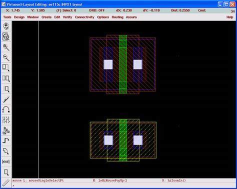 virtuoso layout editor layer ee115c tutorial 3