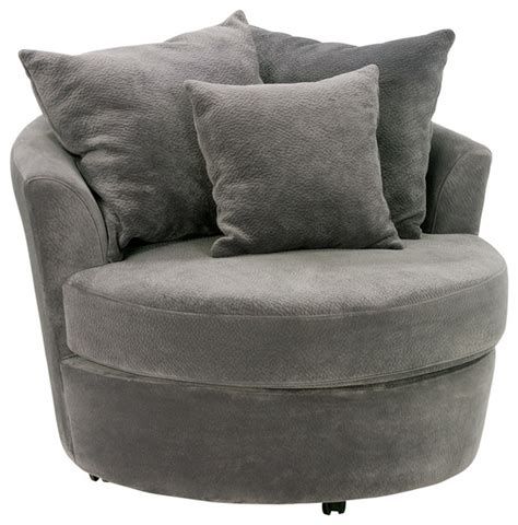 spinning sofa chair chapparral cuddler swivel chair