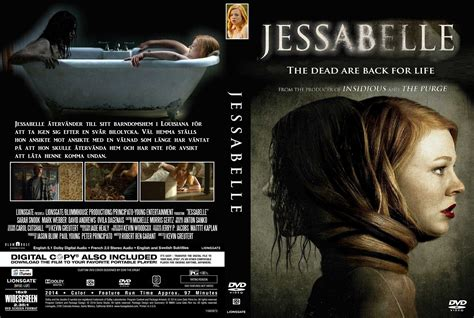 design cover film covers box sk jessabelle 2014 high quality dvd