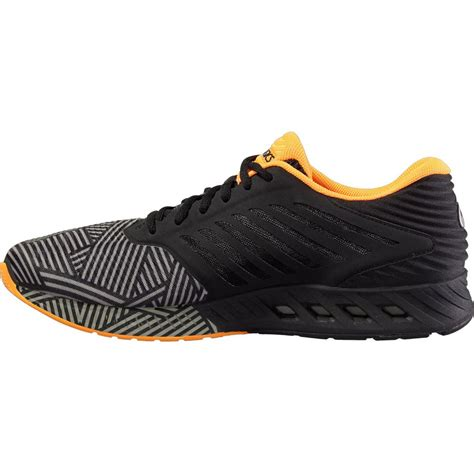 running sneaker asics fuzex mens running shoes aw16