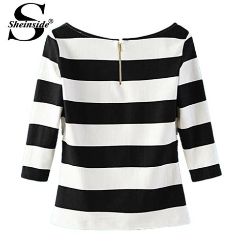 Black And White Top 1 womens black and white blouse clothing