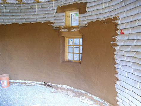 earthbag house an earthbag round house for less than 5 000 home design garden architecture blog
