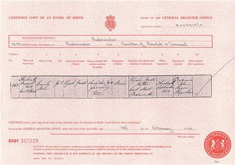 full birth certificate nz full research bob anderson s family history website