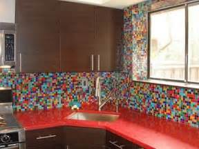 Colorful Kitchens Ideas by 36 Colorful And Original Kitchen Backsplash Ideas Digsdigs