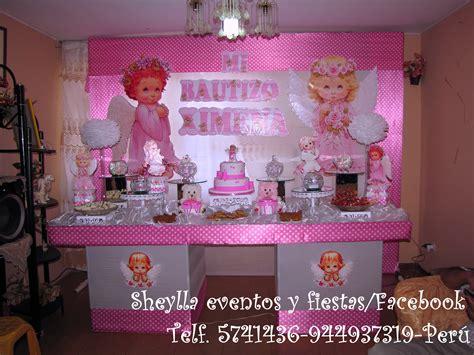 decoraci 211 n bautizo en rosa y blanco trendy children blog decoration de mesa para bautismo decoraci 243 n bautizo ni