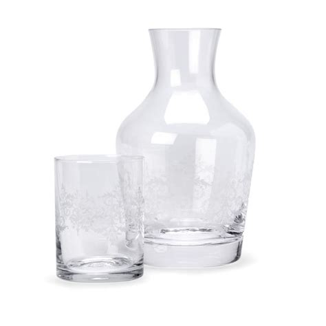 Josette Glass Carafe And Tumbler Set Keuken Pinterest