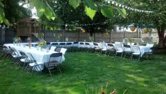 backyard graduation ideas triyae ideas for backyard graduation various